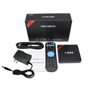 Android Box (A95x Android 6.0) (sold by Modmasterz)