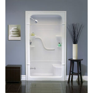 """BRAND NEW BRAND NEW Madison 48"""" 1-Piece Acrylic Shower SEE VIDEO Stratford Kitchener Area image 5"""