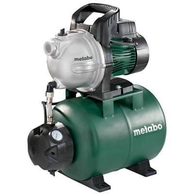 Metabo Hauswasserwerk HWW 3300/25 G, 900 W, 3300 l/h, 4,5 bar, Kessel ca. 24l
