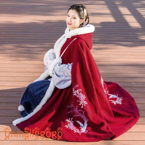 Hanfu Real Fur Women