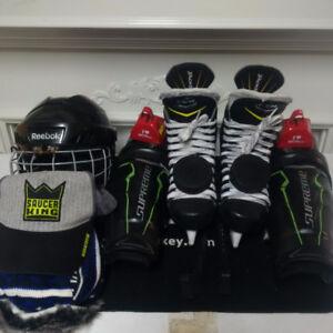 Hockey Gear / Skates