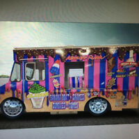 FOOD TRUCK/ICE CREAM TRUCK FOR SCHOOL EVENTS