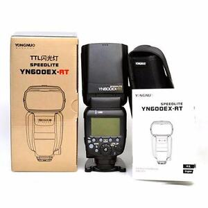 YONGNUO YN600EX-RT / YN 600 ll E3 RT 2.4G Flash Speedlite Canon