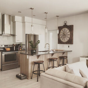 Le Plateau: Beautiful condo for rent / Superbe condo a louer