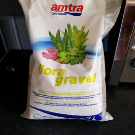 Flora gravel 6 bags (18 litres)
