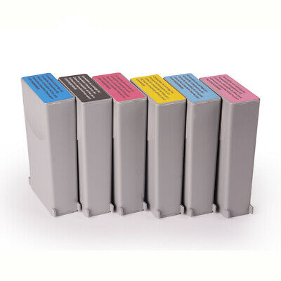 BCI-1401/BCI-1431 Ink Cartridge For Canon IPF-W6200 IPF-W6400 IPF-W7250 6 Colors