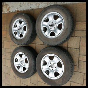 CRV Tires & Rims 215/70R16