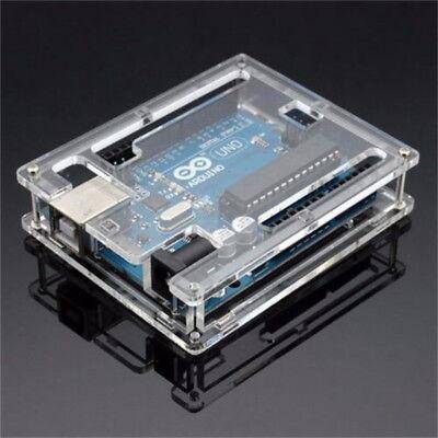 Development Board Housing Enclosure Transparent Acrylic Computer Box Practical