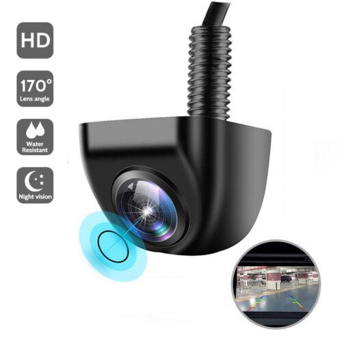 170° HD Night Vision Car Rear View Reverse Backup Parking Camera Waterproof CMOS
