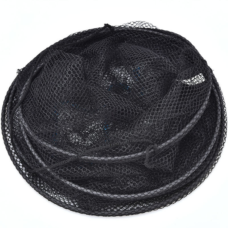 4Layers Collapsible Fishing Basket Dip Net Fishing Cage Fishing Accessor Tool FB - 7