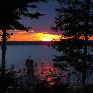 SPECTACULAR WATERFRONT LOTS FOR SALE ON GRAND LAKE, NB