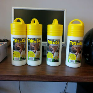 Tote to Go bear spray safety containers