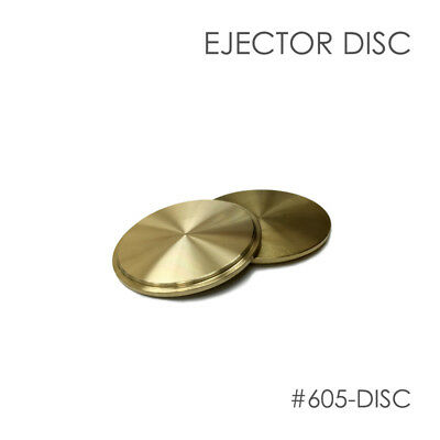 Denture Flask Ejector Disc  - Knock-out Disc - High Quality Bronze 611-300