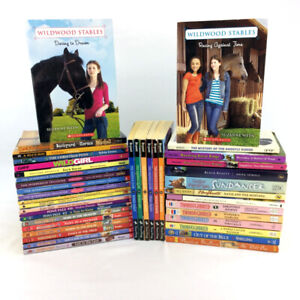 Lot 41 Horse Theme Books Early Small Chapter Pony Pals Animals