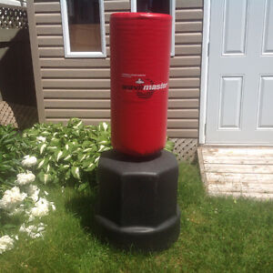 martial art kicking / punching bag