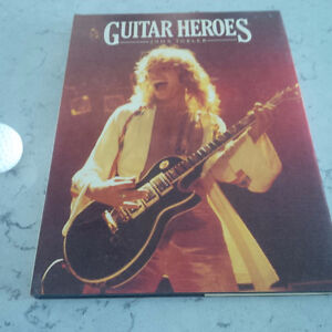 Guitar Heroes, John Tobler, 1978 Kitchener / Waterloo Kitchener Area image 1