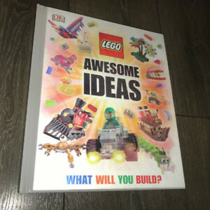 NEW Lego Awesome Ideas book