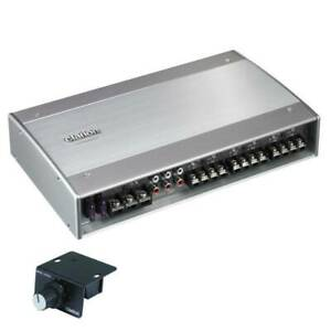 Demo XC6620 Clarion Marine 6/5/4/3 Channel Class D Amplifier South Nowra Nowra-Bomaderry Preview