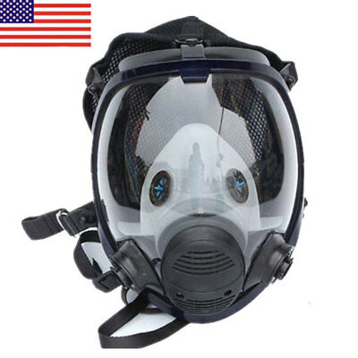 Us For 3m 6800 Facepiece Respirator Gas Mask Full Face Painting Spraying Similar