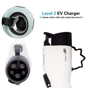 Electric Car Charger -Level 2 EV Charger 110V-240V 16A 25 FT