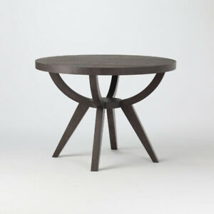 West Elm Round Dining Table for $300