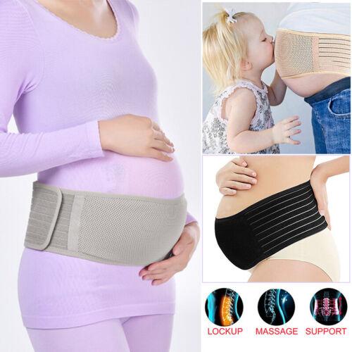 Bauchband für Schwangere Schwangerschaftsband Elastische vor und nach der Geburt
