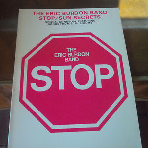 The Eric Burdon Band/Stop / Sun Secrets, 1975
