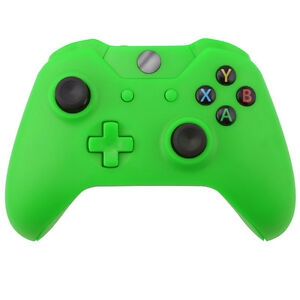 2X XBOX ONE-SILICONE-MANETTE/CONTROLLER-VERT/GREEN (NEUF/NEW)