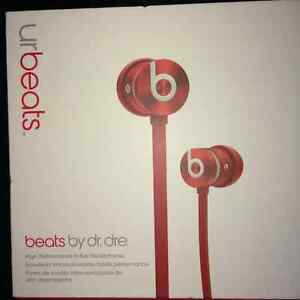 Red Beats By Dre For Sale