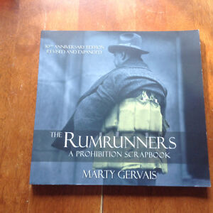 The Rumrunners by Marty Gervais