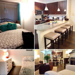 Two Bedroom Fully furnished condo for rent - Victoria Hill