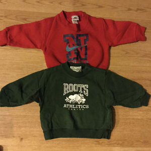 Baby boy brand bane sweaters - 18-24 months