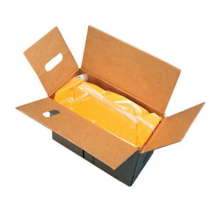 BAG-IN-BOX YELLOW COCONUT OIL - 16L/BOX - OIL002