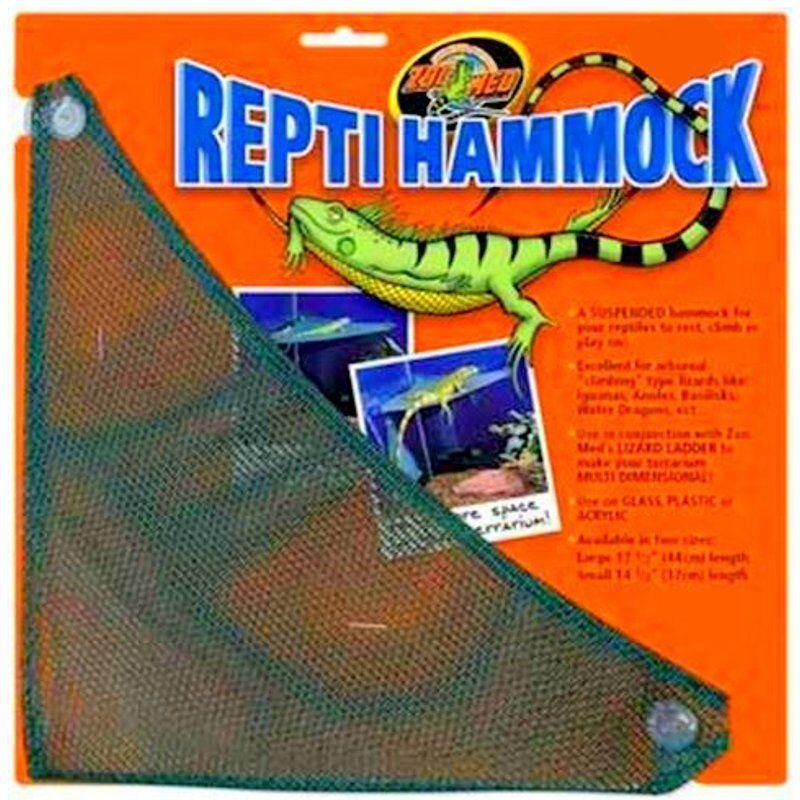Zoo Med Mesh Repti Hammock Zoomed For Lizard Gecko Iguana