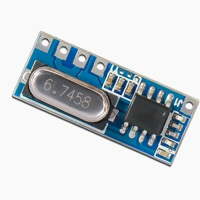 5 Pcs 4.5-5.5v Lr45b 315433mhz Ask Superheterodyne Wireless Receiver Module
