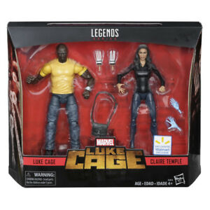 Marvel Legends Luke Cage & Claire Temple 2Pack - 6 inch