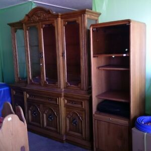 china cabinet 350.00 OBO
