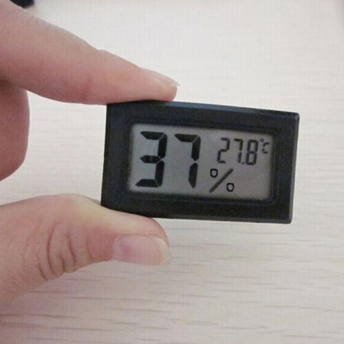 New Mini Digital LCD Indoor Temperature Humidity Meter Thermometer Hygrometer RF