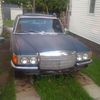1980 Mercedes-Benz 300-Series SD Sedan - $1500 OBO