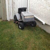!8hp Sears Riding Tractor