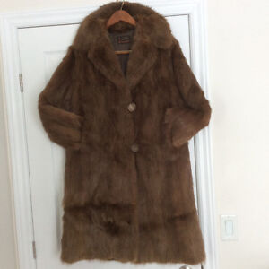 Fur coat Kingston Kingston Area image 1