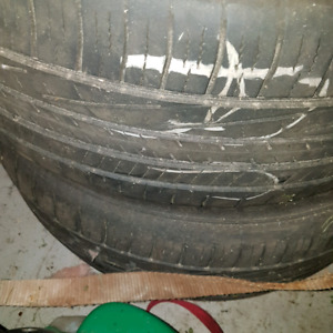 245 45 19inch goodyear rs tires