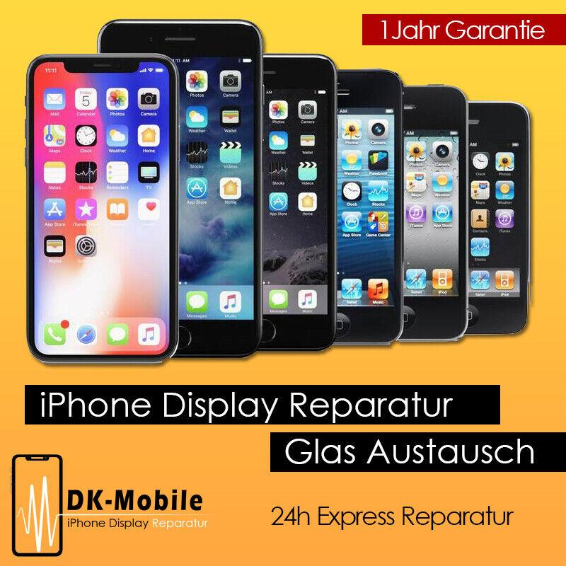 Apple Akku LCD Display Bildschirm Reparatur komplett