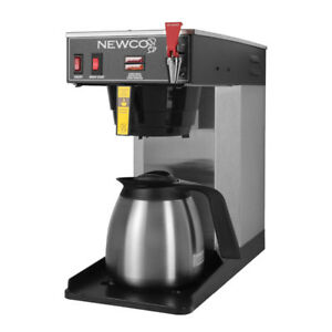 Price drop!!!! Newco ACE TC Thermal Carafe Coffee Maker