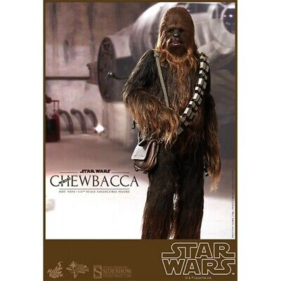 Chewbacca from Star Wars A New Hope Hot Toys Sideshow SS902267
