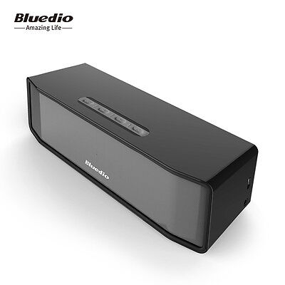 BluedioBS-2 Bluetooth Wireless Speaker PortableSpeaker,SmartPhone/TabletPC black