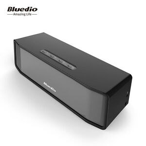 Bluedio Portable BS-2 Bluetooth 4.1 Speakers Sound Bar Wireless Stereo Subwoofer