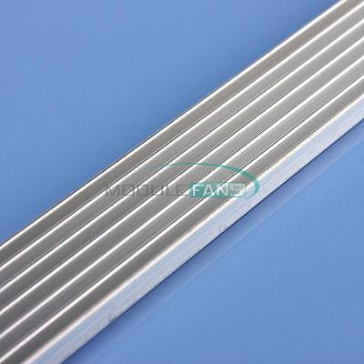 Heat Sink Silver-white 150x20x6mm Led Heat Sink Aluminum 150206mm Cooling Fin