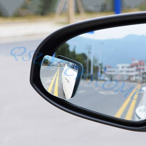 Adjustable Blind Spot Mirror Sector Wide Angle Side Rearview Glass