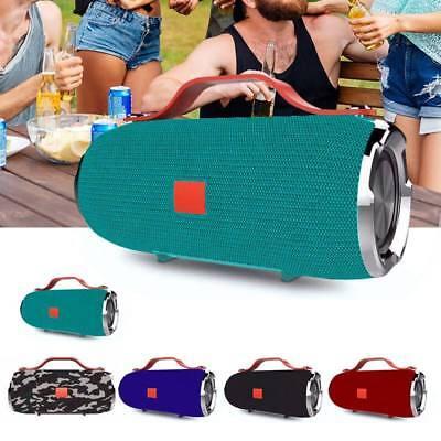 Bluetooth Wireless Speaker Portable Outdoor Waterproof Super Bass Subwoofer